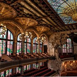 Barcelona, Palau Música Catalana