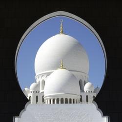 Grote Moskee, Abu Dhabi