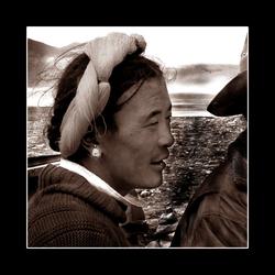 Tibetaanse mannenhaardracht