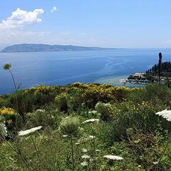 Oostkust Corfu