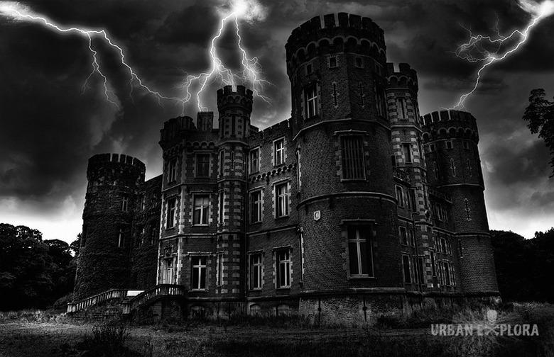 Dracula's home??