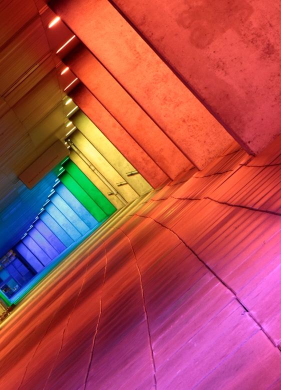 Rotterdam NAI with a twist - Als je een beetje rondkijkt zijn er echt geweldige lijnen te vinden op deze locatie