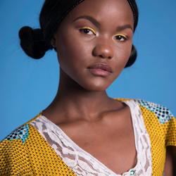 Miss Africa - Rebecca