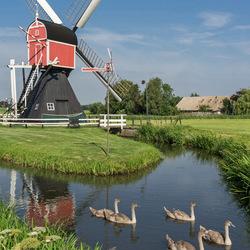 Molen Buitenweg Oud-Zuilen