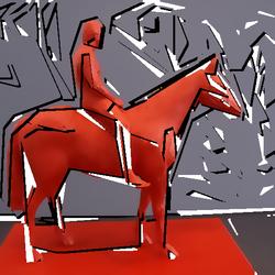 Te Paard