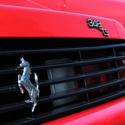 Italia a Zandvoort 2011 - Ferrari 348 TS