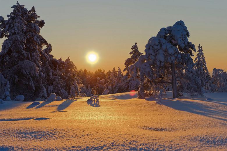 Winter  - winter komt er aan , voor proefje