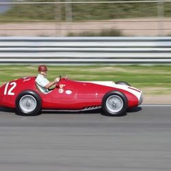 Italia a Zandvoort - Ferrari 212 F1
