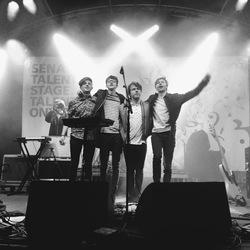 The Brahms op het Bevrijdingsfestival 2015
