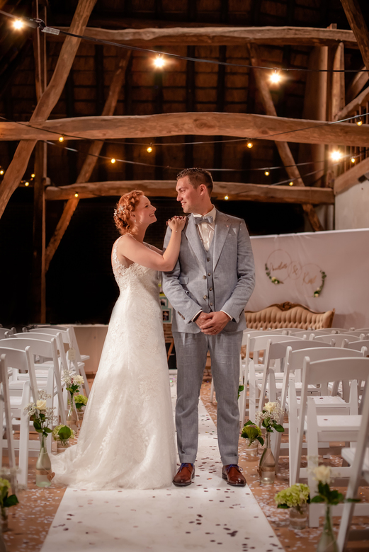 Wedding barn -