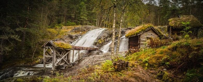 Noorwegen op zijn mooist - vorig jaar een weekje in noorwegen geweest, wat een geweldig land.