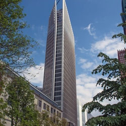 DenHaag  toren