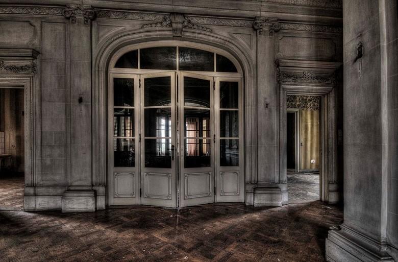 chateau in Belgie met erg mooi interieur | Bewerkte fotografie foto ...