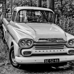 The Old Chevy '59