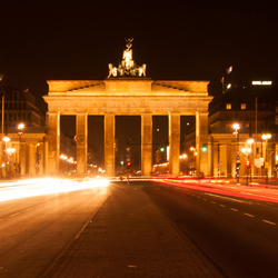 Brandenburgtor by Night