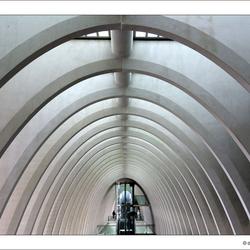 Calatrava - Station Luik-Guillemins