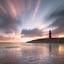 a Texel sunrise