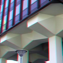 Coolse Poort Coolsingel Rotterdam 3D