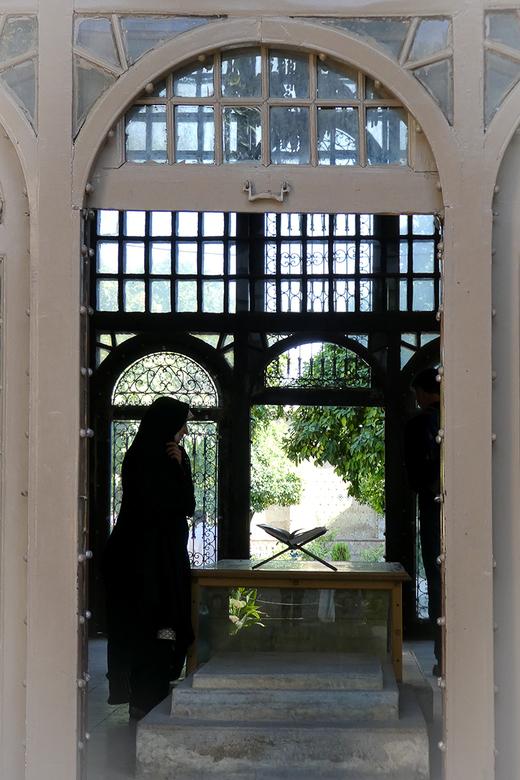 Tombe van Hafez Shiraz Iran -