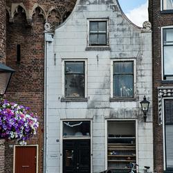 Zwolle - naast de Sassenpoort