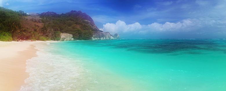 Tropical beach - Tropical beach