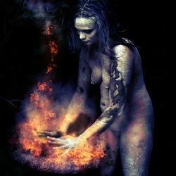 Vuur, riep Ze