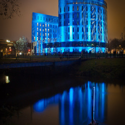 Blue Glow (Glow 2011)