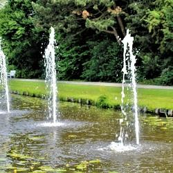 Wilhelminapark Enkhuizen