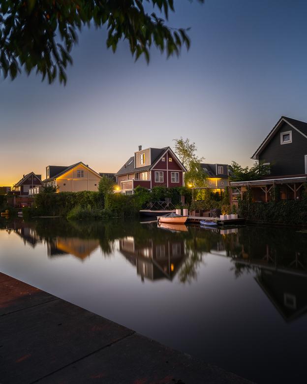 Zomeravond in Rosmalen -