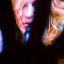 Madonna gespot