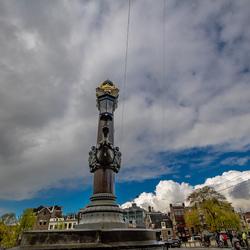 Blauwe brug Amstel Amsterdam