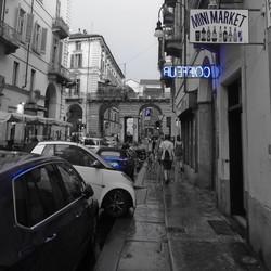 Straatplaat Turijn