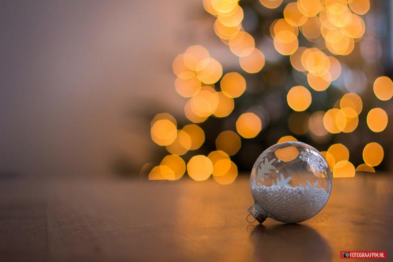 Kerst 2013 - spelen met licht.