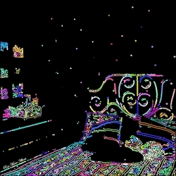 the dream room…..