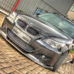 HDR BMW