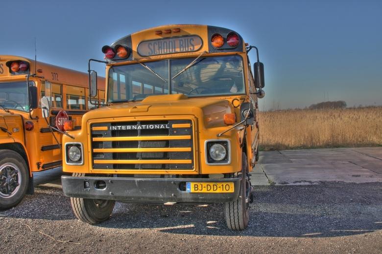 schoolbus -