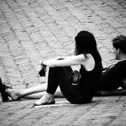 Piazza de Campo, Sienna