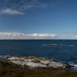 Panorama vanaf Sommarøy