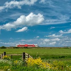 Lente in Friesland