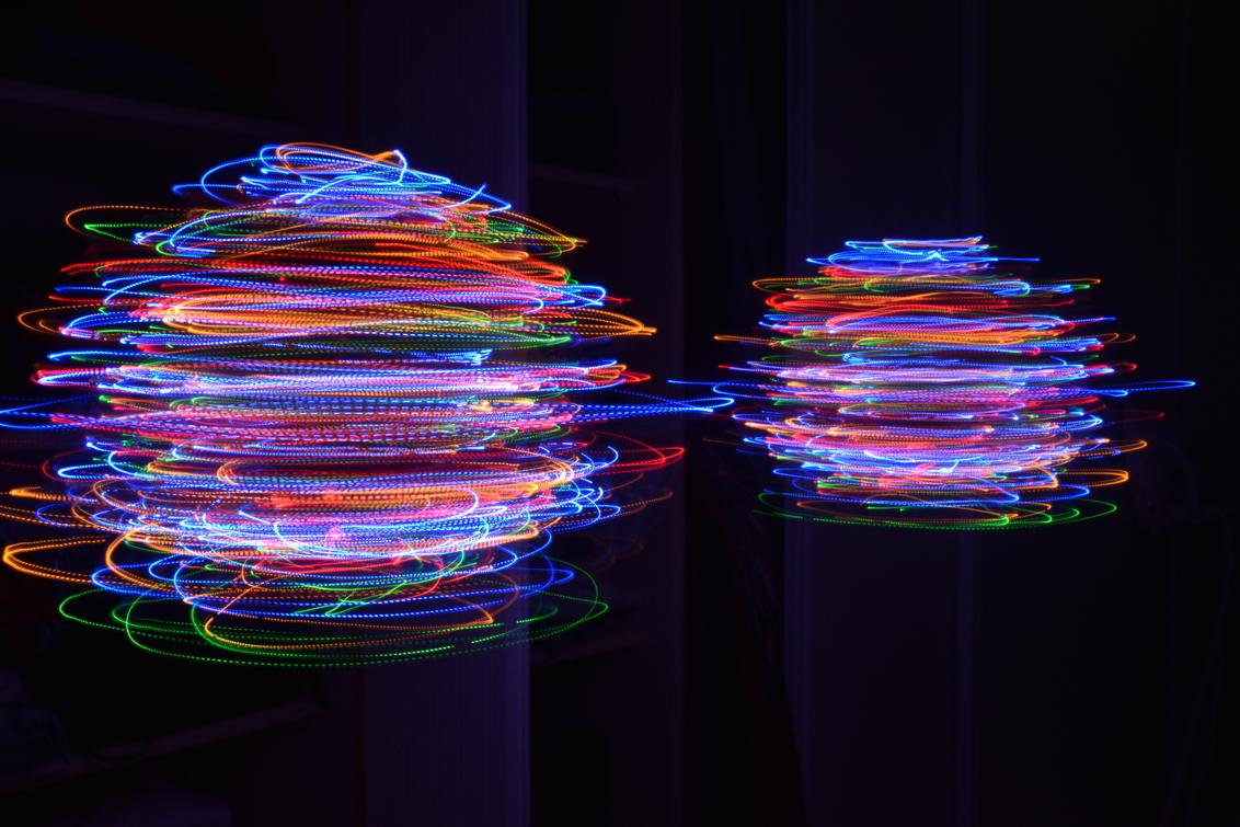Spelen met lampjes