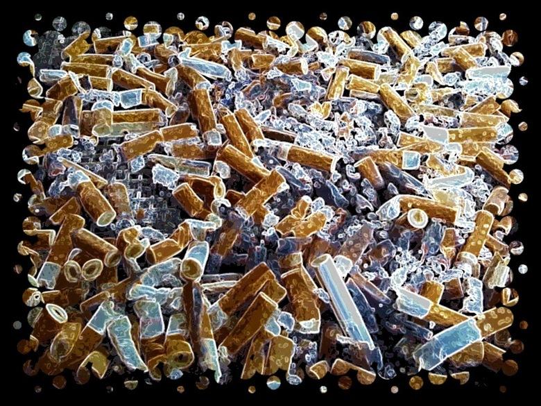 Filters - Sigaretten asbak