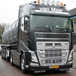 IMG_1505 Glanzende Volvo Truck
