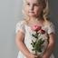 Little flower girl.
