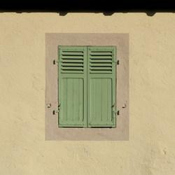 de groene deur