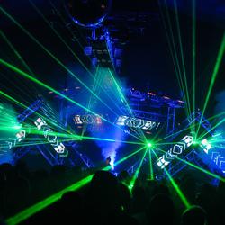 Laser en Ledschermen