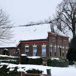 Boerderij in Overijsel.