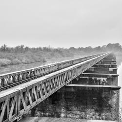 Spoorbrug, Moerputten