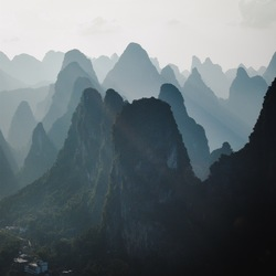 Nature at its best in China