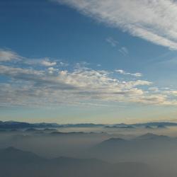 hoog boven de Alpen 2