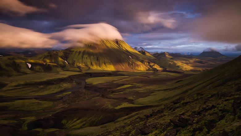 Binnenland van IJsland